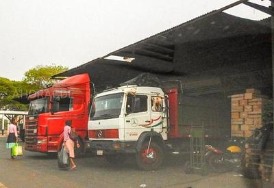 """SENAVE """"certifica"""" ingreso de 80 camiones con frutas y verduras de CONTRABANDO por semana"""