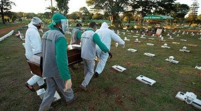 Brasil sobrepasa las 52.000 muertes y los 1.140.000 contagios por COVID-19
