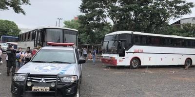 En BRASIL sigue la TEMPORADA de CAZA a los SACOLEIROS
