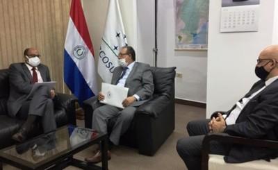 Paraguay amplía propuesta al Brasil para la reactivación del comercio