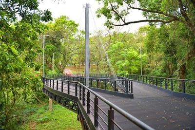 """Parque Lineal se reabre desde hoy, pero al """"estilo Covid-19"""""""