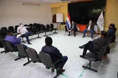 Analizan en la capital los diferentes programas para asistir al Alto Paraná