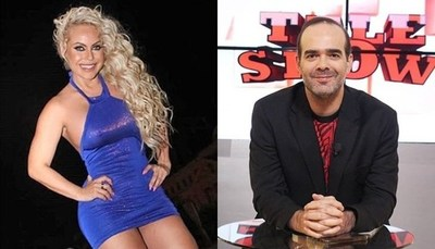 Perla Alegre dijo que quiere acostarse con Álvaro Mora