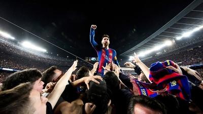 Barcelona homenajeó a Lionel Messi con sus 33 mejores momentos con el club