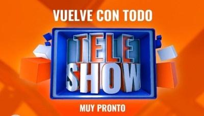 """""""TeleShow"""" anunció su regreso a las pantallas de """"Telefuturo"""""""
