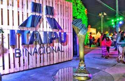 En Noche de Premiación, resaltan temática sustentable de stand de ITAIPU en la Expo 2019