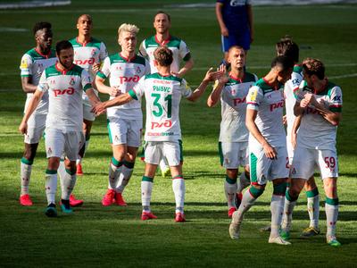 Jugadores del Lokomotiv se autoaíslan por aumento de casos de Covid en la liga