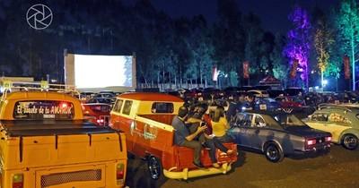 Autocines en Asunción en julio: ¿qué dice el protocolo?