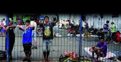 Suspenden visitas en penales tras brote de Covid-19 – Prensa 5