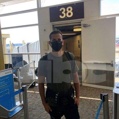 Exclusivo: el jugador del fútbol paraguayo que viajó a África y ¡sí puede regresar!