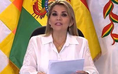 Bolivia: presidenta de facto convoca a elecciones para el 6 de setiembre