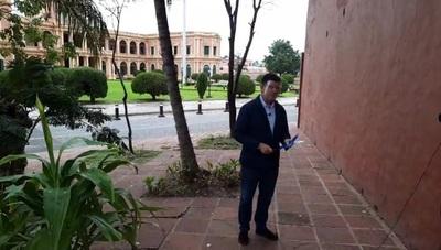 """Alegre lleva a Abdo un proyecto que """"ayude"""" a tomar una decisión sobre ley de exoneración de facturas de ANDE y ESSAP"""