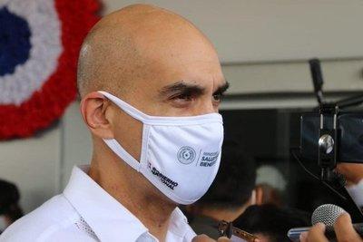 """Mazzoleni afirma que brote en penal de Ciudad del Este """"está contenido"""""""