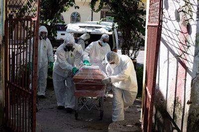 Más de 480.000 muertos por coronavirus