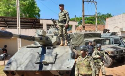 Militar ya recibió el alta médica y ahora cuenta con orden de captura