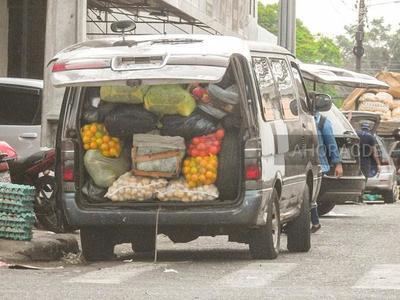 """SENAVE tiene un """"RECAUDADOR-MOVIL"""" quien cobra a los furgones y supermercados"""