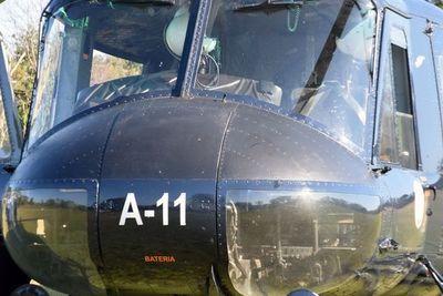 Helicóptero de la Policía destechó escuela de indígena en Tavaí