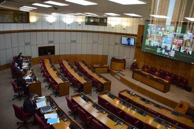 Senado posterga tratamiento de la ley de racionalización gastos