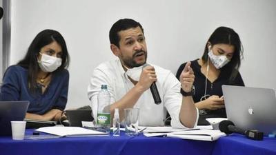 Viceministro del Interior colombiano dio positivo al COVID-19