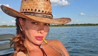 """Marly Figueredo trató de """"pajero"""" a un seguidor"""