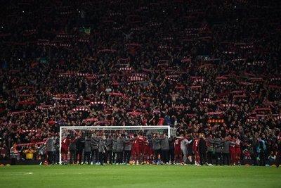 De Liverpool, para el mundo
