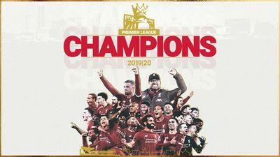 Liverpool, monarca de la Premier League por vez primera