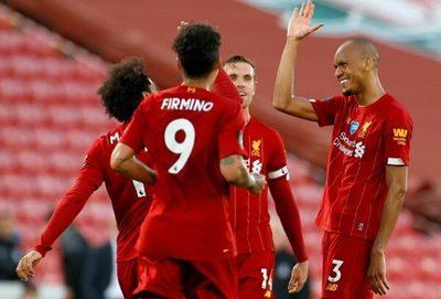 Liverpool es campeón con 23 puntos de ventaja