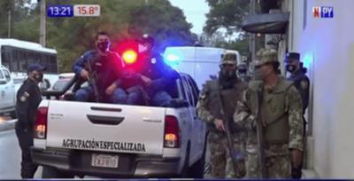 Condenan a líderes del EPP por intento de homicidio