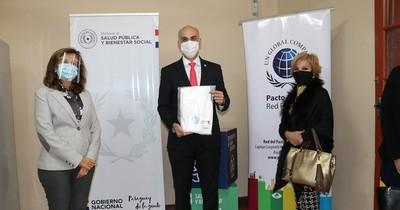 Salud recibe 2.039 mamelucos de bioseguridad