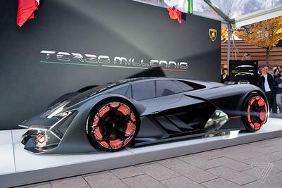 Lamborghini interesado en fabricar autos eléctricos en Paraguay