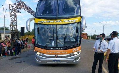 Repatriados: 8.186 ya ingresaron a Paraguay