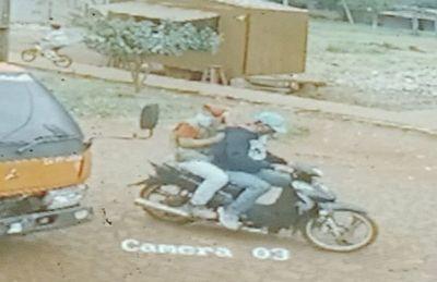Atrapan a dos asaltantes en Pedro Juan
