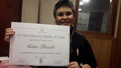 """""""Me sentí encarcelada en mi derecho a la libertad"""", afirma Lizza Bogado tras su discurso en el Senado"""