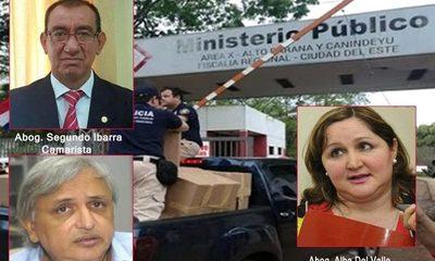 Vicepresidente de la República presiona para instalar a  recaudadora en la Fiscalía Adjunta de Ciudad del Este – Diario TNPRESS