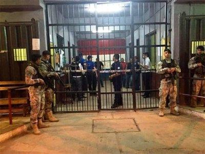 Guardia militar de cárcel de Tacumbú dio positivo a COVID-19