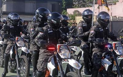 Un contingente del Grupo Lince se instalará en el departamento de Concepción
