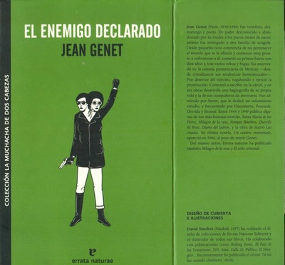 Conozca a los guaraníes de Jean Genet