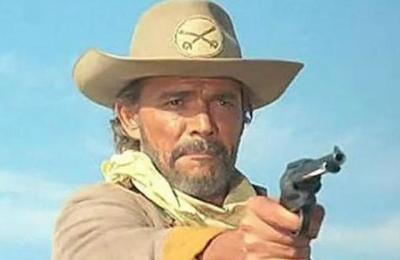 Charly Bravo, el actor español que hizo de malo en más de 200 wésterns