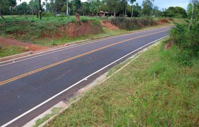 Gobierno inaugura más de 14 km de asfaltado en Central