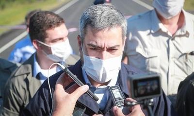 Abdo anuncia que avance en cuarentenas se dará en base a comportamiento del virus