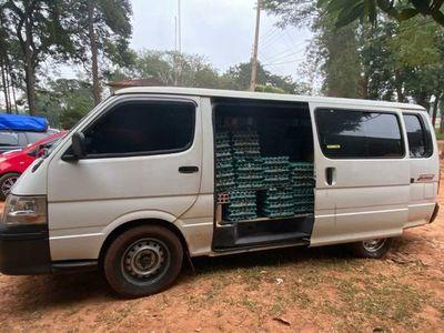 Incautan gallinas y huevos de contrabando en Curuguaty