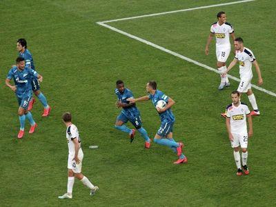 El Zenit triunfa y se acerca al título