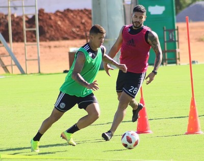 Olimpia apunta a un posible amistoso ante San Lorenzo