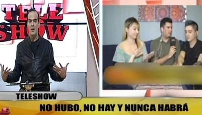 """El mensaje de Álvaro Mora tras final de """"TeleShow"""" en """"latele"""""""