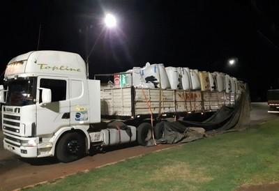 Cae PARAGUAYO con media toneladas de MRIHUANA