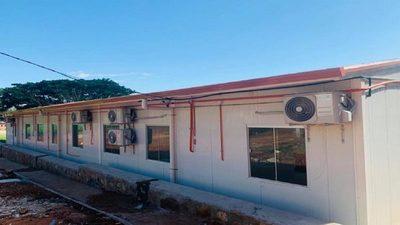 Invierten G. 530 millones en hospital de Piribebuy