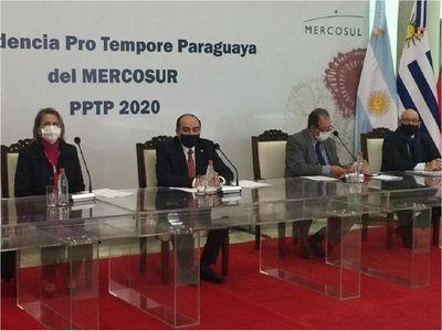 Paraguay cederá una presidencia del Mercosur marcada por el coronavirus