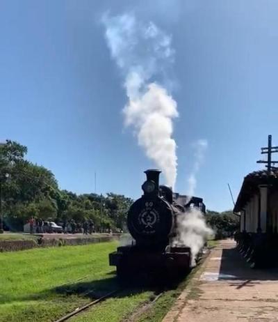 Tren del Lago comienza a operar en setiembre