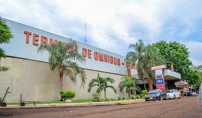 Denuncian COIMA de US$ 100 mil por TERMINAL de OMNIBUS de CDE