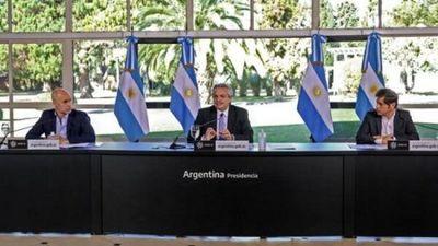 Incremento de casos de Covid-19 obliga a retroceder a Argentina